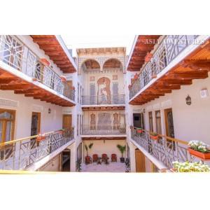 Гостиница Сафия Бухара