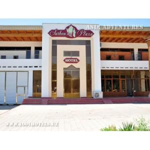 Гостиница Сарбон Плаза Бухара