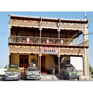 Гостиница Алибек Хива