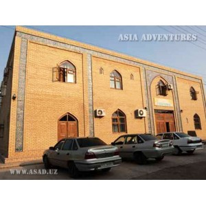 Islambek Hotel Khiva
