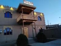 Отель Shahriston