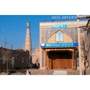 Shakherezada Khiva Hotel
