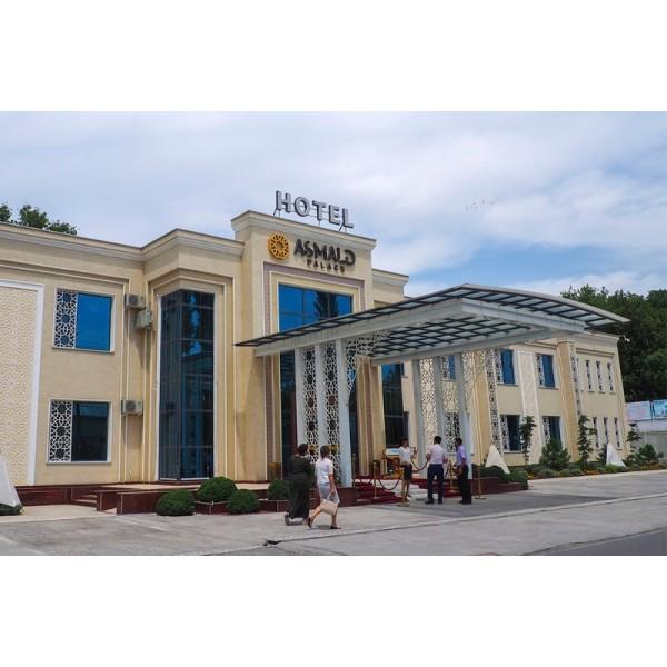 Asmald Palace Hotel, Kokand