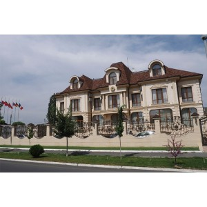Silk Road Kokand Hotel