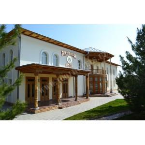 Гостиница Шахерезада Самарканд