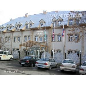 Гостиница Гранд Орзу