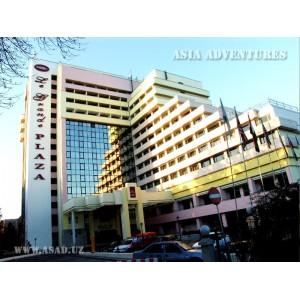 Гостиница Ле Гранд Плаза Ташкент