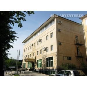 Гостиница Малика Ташкент