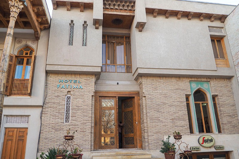 Fatima Ibragim Hotel