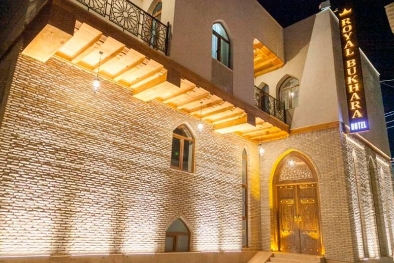 Royal Bukhara hotel