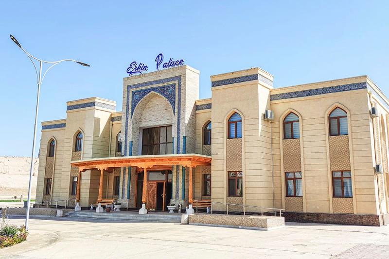 Erkin Palace Hotel