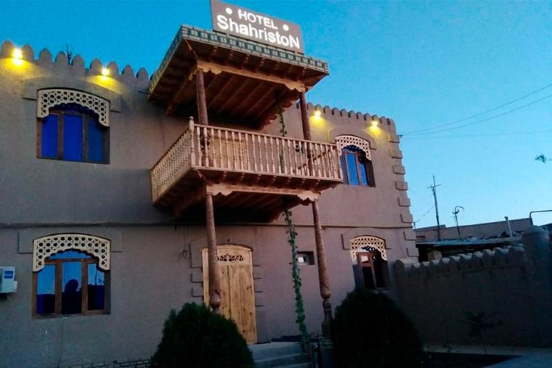 ShahristoN Hotel