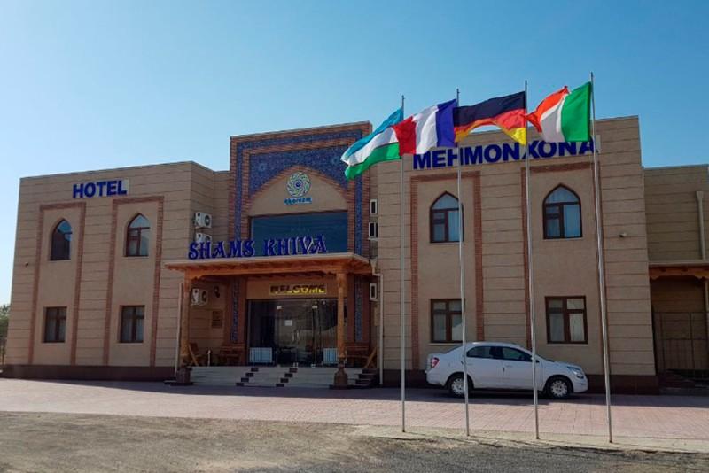 Hotel Shams-Khiva