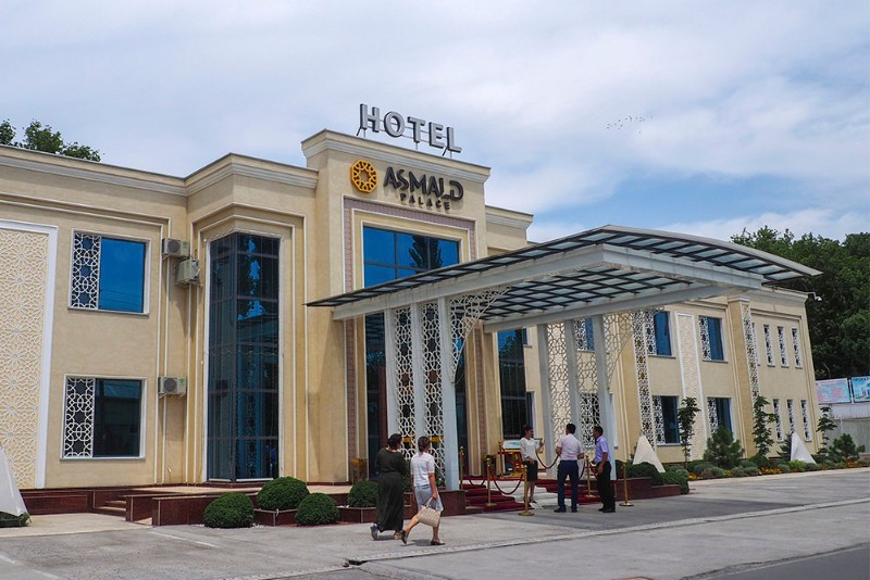 Asmald Palace Hotel, Fergana