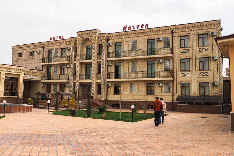 Hotel Karvon Samarkand